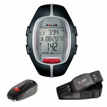 Relogio Monitor Cardiaco Pedometro Polar Rs300x Sd S1 P/ Ft7