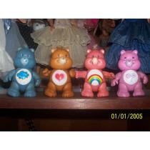 Ursinhos Carinhosos Da Estrela Care Bears Lote Com 4
