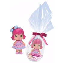 Boneca Baby Moranguinho Original Multibrink Embalagem Ovo