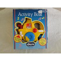 Brinquedo Para Bebês Chicco Barco Activity Boat Caixa