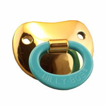 Bling Bling Gold Plated Billy Bob Bico Ortodôntico Silicone