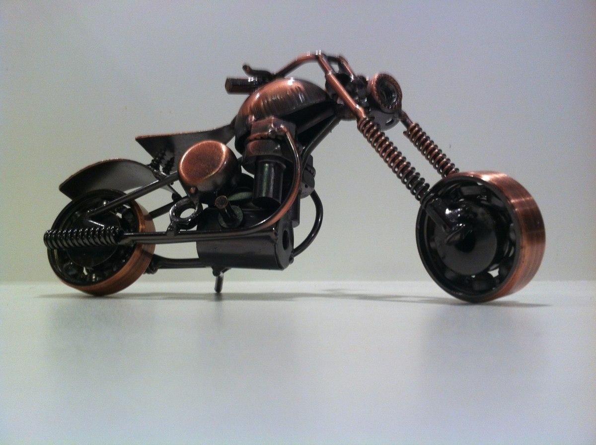 Moto Harley Davison Ferro Decoração Enfeite De Mesa Estante R$ 29 #865045 1200x896