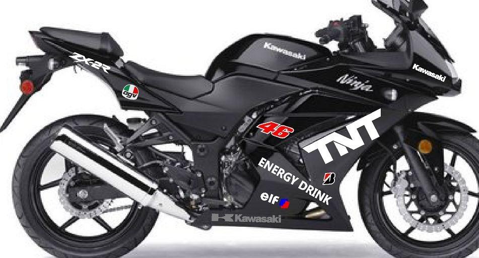 Kawasaki Ninja R Nada