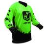 Camisa Motocross Pro Tork Jet Hi-vis Verde Neon