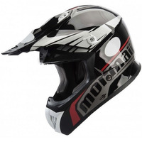 Capacete Mormaii Cooler Black/red G (59-60cm) Trilha Asw