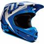 Capacete Fox V1 Race Blue