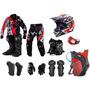 Kit Eletric Protork 2012 Equipamento Trilha Motocross Enduro