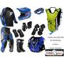 Kit Insane Pro Tork 2013 Equipamento Trilha Motocross Enduro
