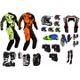 Kit Equipamentos Motocross Top Ims Trilha Enduro