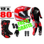 Comprar Kit Motocross Protork (bota De Trilha Usada)