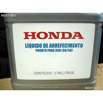 Liquido Concentrado Arrefecimento Radiador Original Honda
