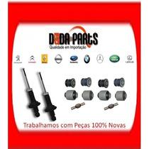 Amortecedor Traseiro + Kit Buchas Traseira Civic 01..05