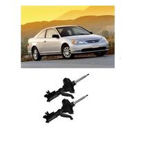 Par Amortecedor Dianteiro Honda Civic 1.7 2001 A 2002 Novo