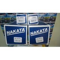 4 Amortecedor Do Gol G2/g3/g4 Com Coxim Complet Nakata Novo