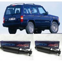 Par Amortecedor Dianteiro Jeep Cherokee Sport 4x2 4x4 1992..