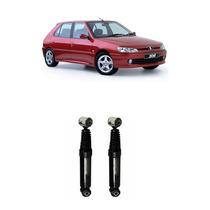 Par Amortecedor Traseiro Peugeot 306 1.6 1.8 2.0 93 A 2002