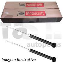 Amortecedor Traseiro Ford Novo Fiesta /12 6s6518097ab(par)