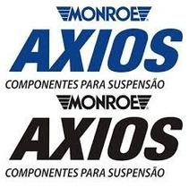 Kit Bucha Honda Civic Axios Suspensã Traseira Completo 92/00