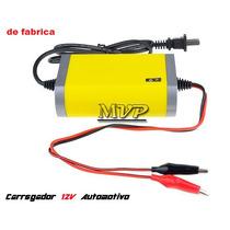 Carregador De Bateria Automotiva 12 V Profissional 64hz