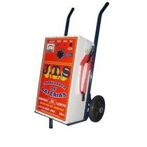 Carregador De Bateria P/ Carro E Caminhão 12 E 24v + Aux. Pa