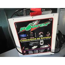 Carregador Bateria Eletrônico Profissional 6 E 12 Volts