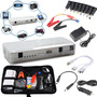 Kit Estojo Jump Starter Carregador Bateria Moto Gps Iphone