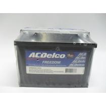 Bateria Original Ac Delco Linha Gm 60 Amperes
