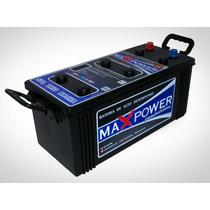 Bateria De Competição Maxpower 170ah Spl Para Som Automotivo