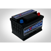 Bateria Maxpower 60ah Spl Para Som Automotivo