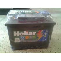 Bateria Heliar Racing 65 Amp Socorro 24 Horas Gratis