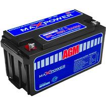 Bateria Maxpower Agm 80ah