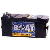 Bateria Náutica Moura Boat 150ah