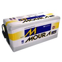 Bateria Moura 100ah Caminhão, Microônibus, Caminhonete