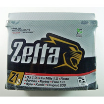 Bateria Fiat Palio 1.0 1996 1997 Base De Troca Zetta Moura