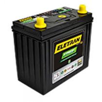 Bateria Para Civic 52 Ah 60 Ah Caixa Alta Eletran