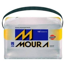 Bateria 48ah Moura