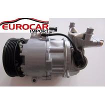 Compressor Do Ar Condicionado Modelo 7sb Bmw 116 328 X3 ....