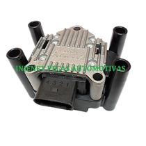 Bobina Ignição Audi A3 1.6 1.8 8v Seat Cordoba Ibiza 1.6 8v