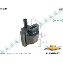 Bobina Ignição S10 Blazer 4.3 V6 97/04 + Frete Grátis