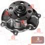 Bomba Agua Captiva Sport 3.6 V6 24v / 4x4 3.6 V6 24v