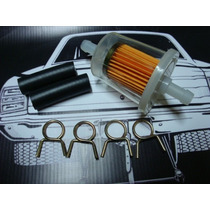 Filtro De Combustível Hot Rod Maverick Dodge Camaro Opala