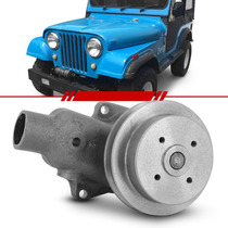 Bomba D Água Ford Jeep Willys 1951 A 71 Motor 4 Cilindros