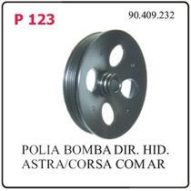 P123-polia Da Bomba Dir. Hidraulica.astra Celta Corsa C/acd