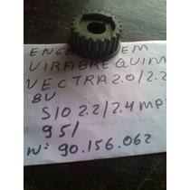 Polia Virabrequim Vectra 2.0/2.2 8v-s10 2.2/2.4 Mpfi95/