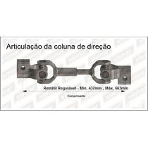 20.0020 - Coluna Direcao Gm Blazer 95/ Completa