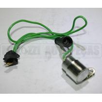 Condensador Gm Chevette /09.81 - C/distribuidor Bosch