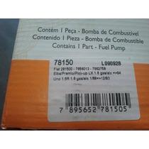 Bomba Combustivel Uno Premio Elba Fiorino 1.6 89 A 94