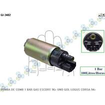 Bomba Combustivel Fiat Uno 1.6ie 94/... - Gauss