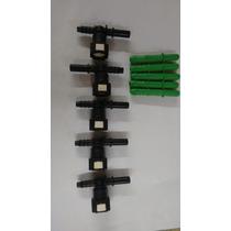 Kit Conector Quick Para Filtro De Combustível Universal