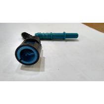 Conector Quick P/filtro Combustível 5/16x5/16 45° Pop Top